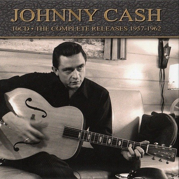 Image of   Johnny Cash - Complete Recordings 1955-1962 - CD