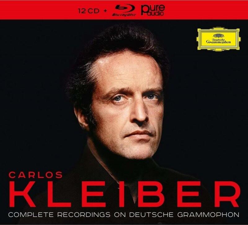 Image of   Carlos Kleiber - Complete Recordings On Deutsche Grammophon (cd + Blu-ray) - CD