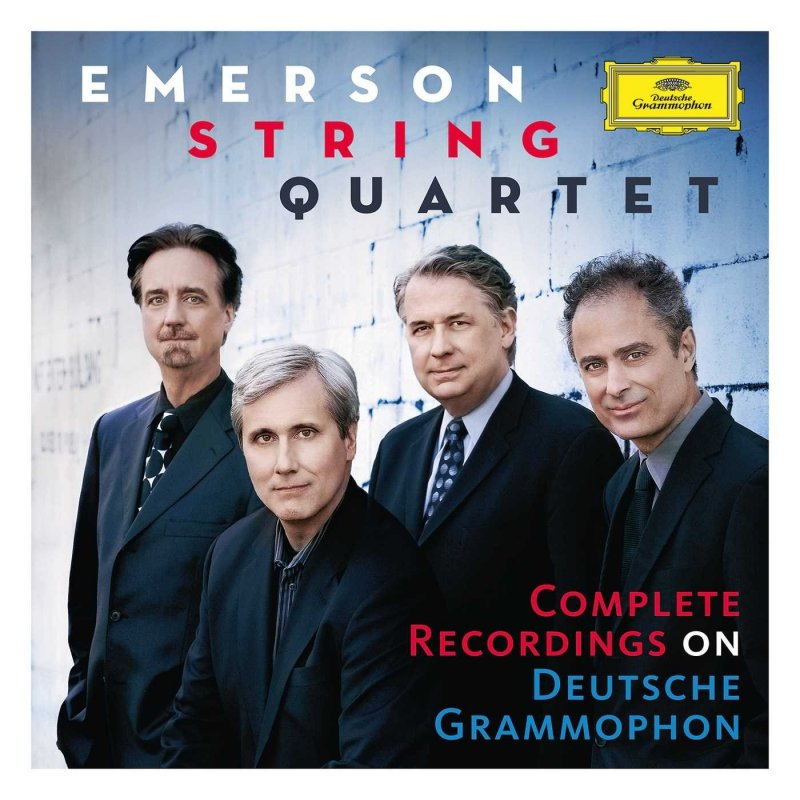 Image of   Emerson String Quartet - Complete Recordings On Deutsche Grammophon (52cd) - CD