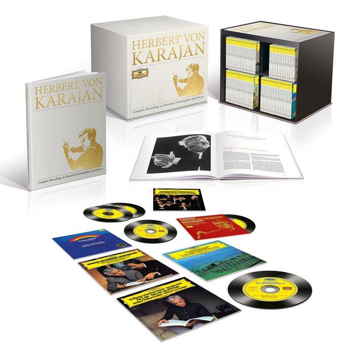 Image of   Herbert Von Karajan - Complete Recordings On Deutsche Grammophon And Decca - CD