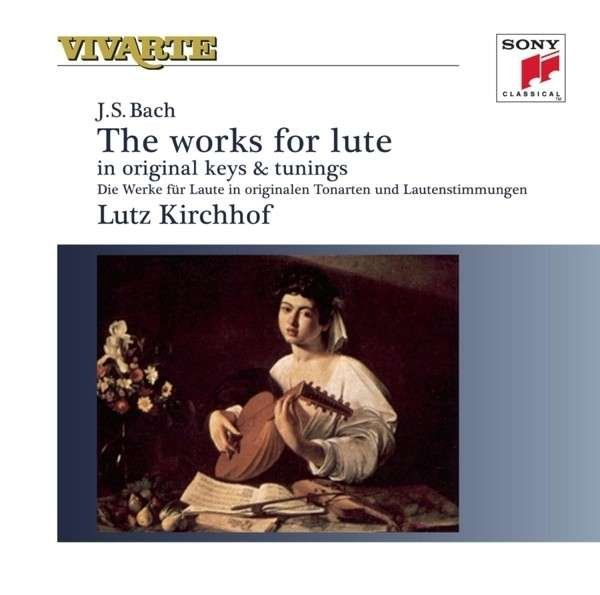 Image of   Lutz Kirchhof - Complete Works For Lute - CD