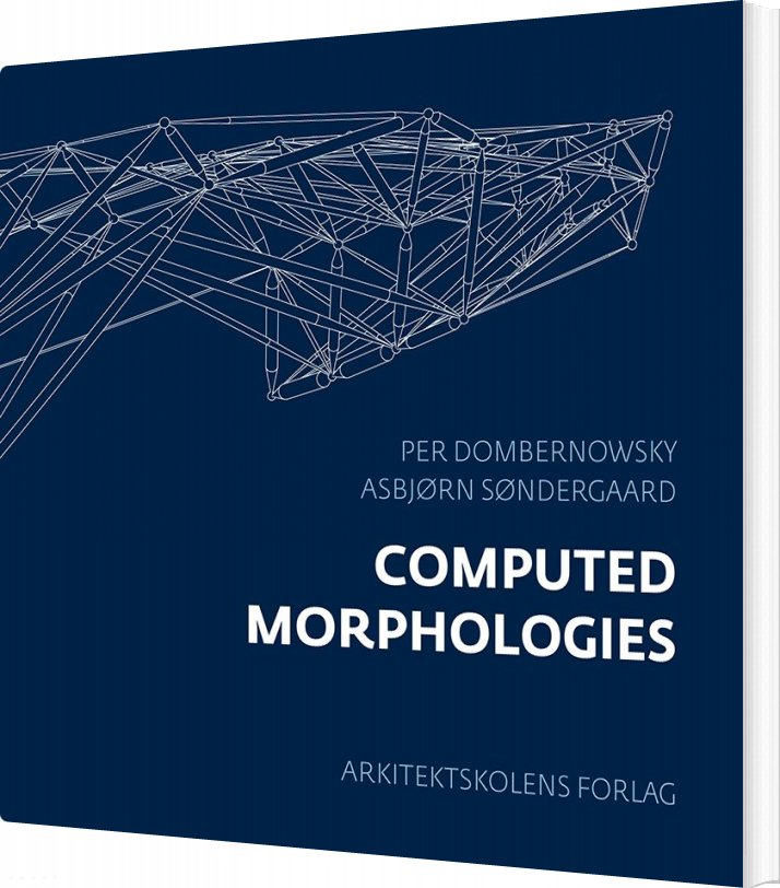 Image of   Computed Morphologies - Per Dombernowsky - Bog