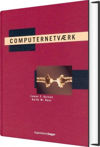Image of   Computernetværk - James F. Kurose - Bog