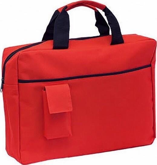 Image of   Computertaske Til Damer Og Herrer - Rød