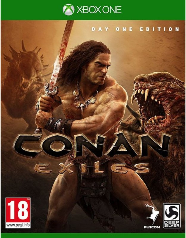 Image of   Conan Exiles: Day One Edition - Xbox One