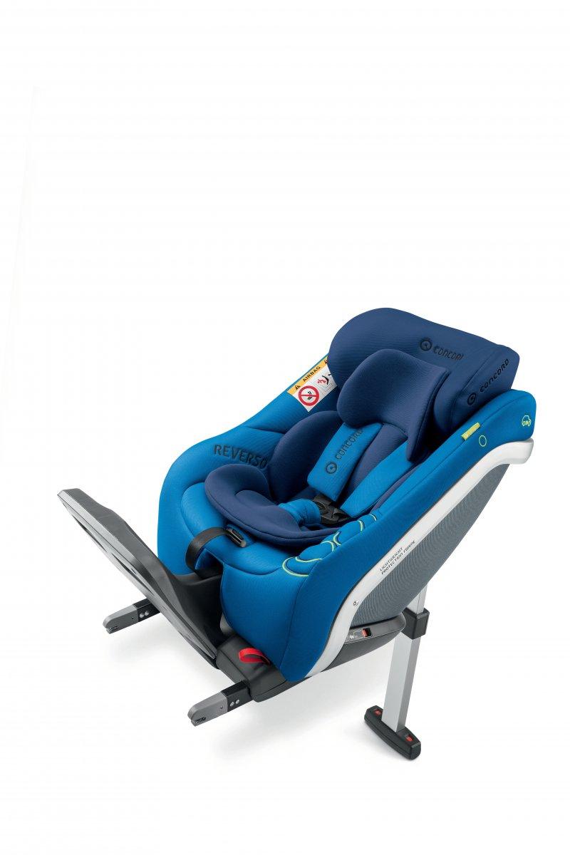 Concord Reverso Plus V3 Autostol 0-23 Kg - Blå