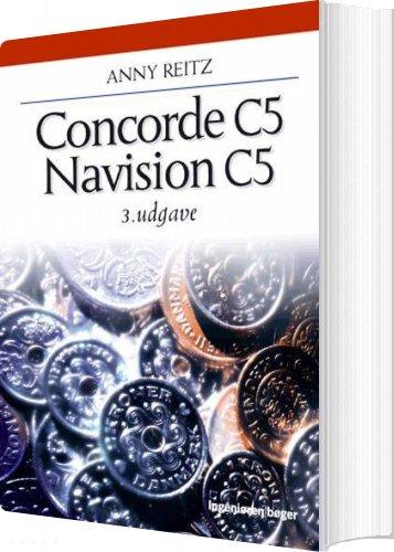 Image of   Concorde C5 / Navision C5 - Anny Reitz - Bog