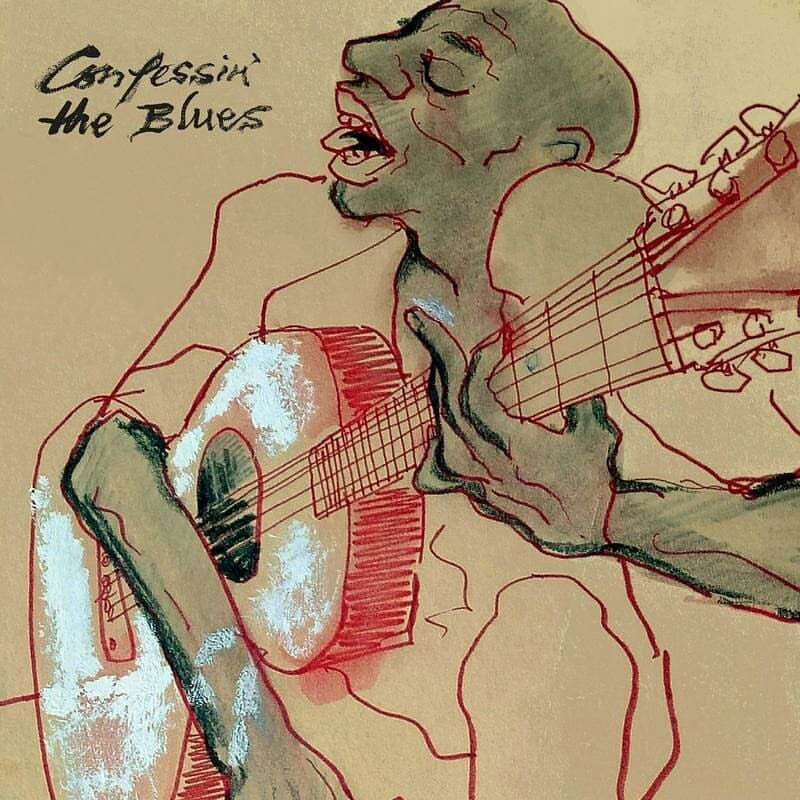 Image of   Confessin The Blues - CD