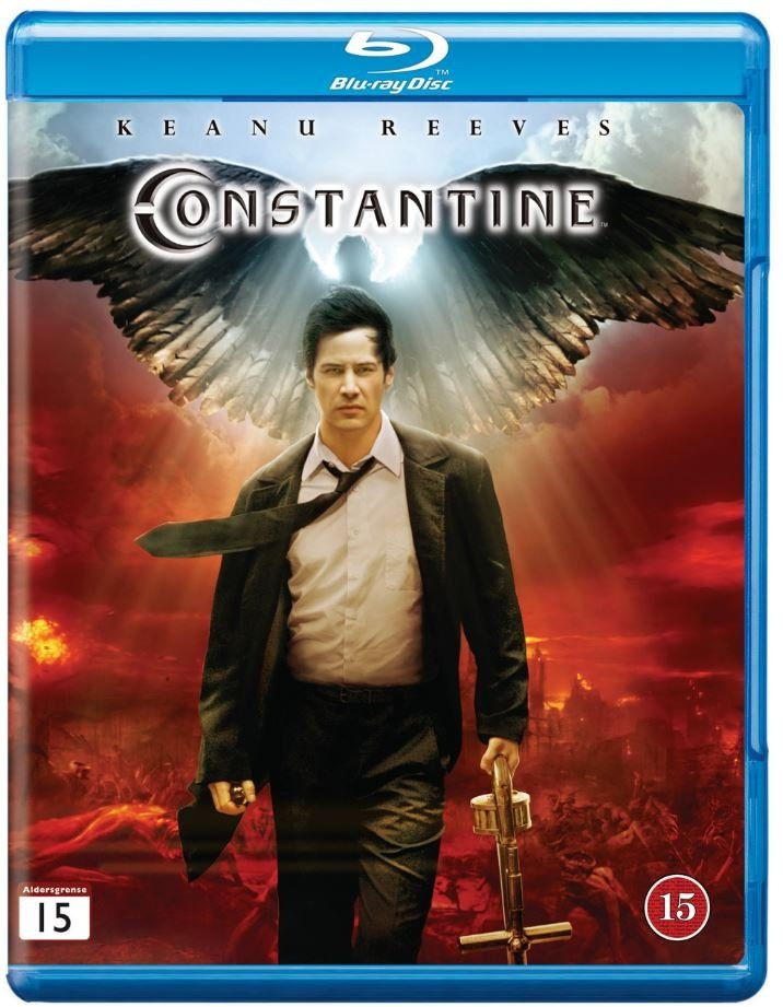 Image of   Constantine - Blu-Ray