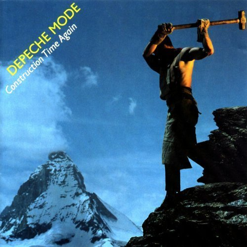 Depeche Mode - Construction Time Again - Vinyl / LP