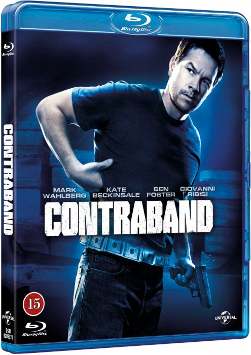 Image of   Contraband - Blu-Ray