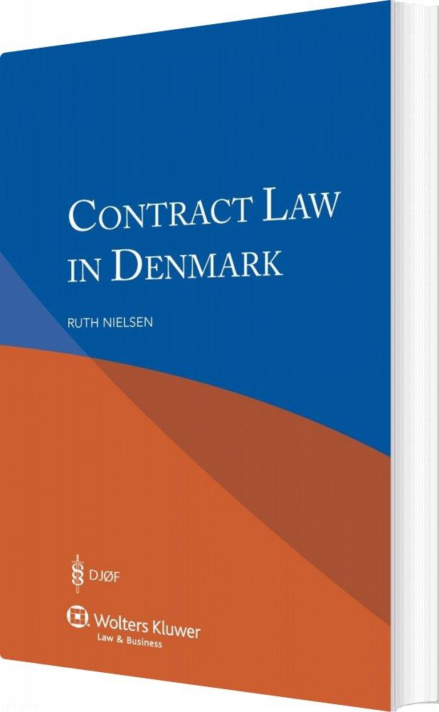 Billede af Contract Law In Denmark - Ruth Nielsen - Bog