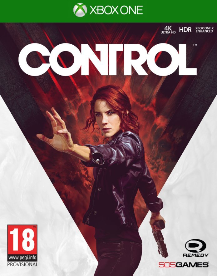 Image of   Control - Nordisk - Xbox One