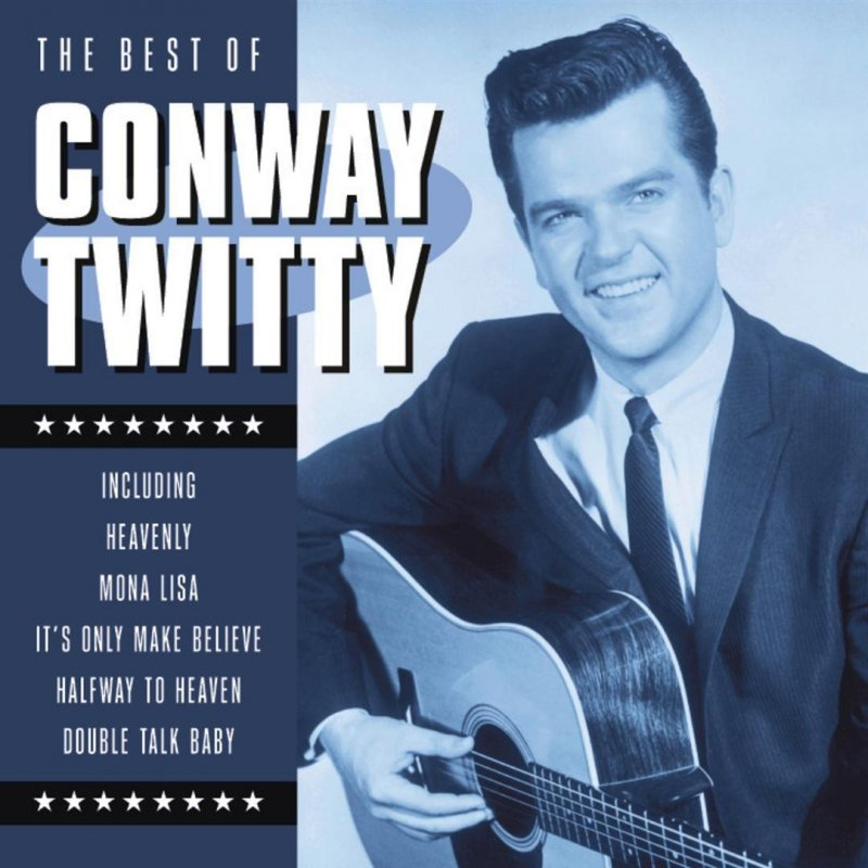 Image of   Conway Twitty - Best Of Conway Twitty, The - CD