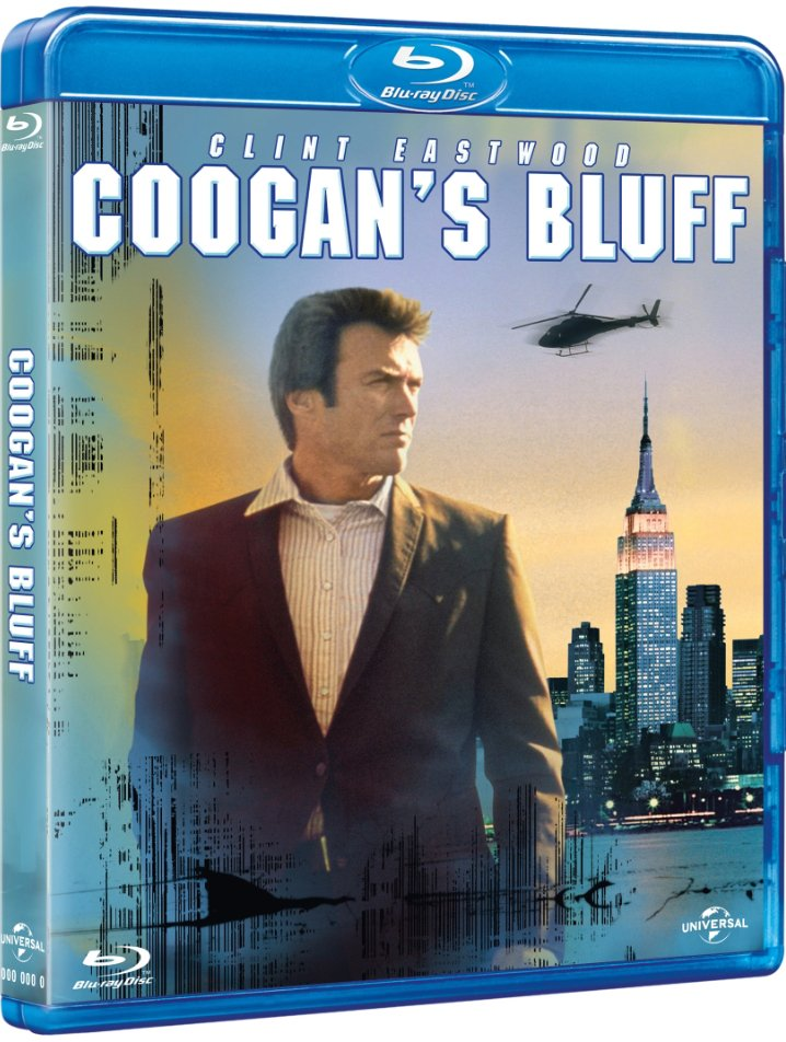 Image of   Coogans Bluff - Blu-Ray