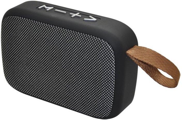 Image of   Coolbox Cooljazz - Trådløs Bluetooth Højttaler 3w 400 Mah - Sort