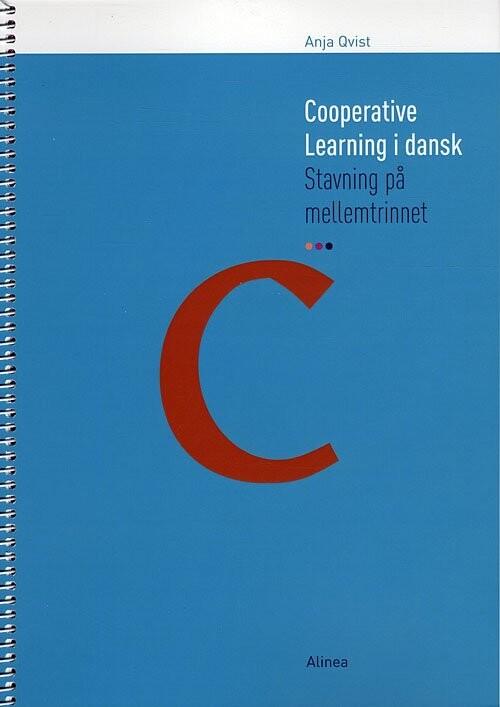 Image of   Cooperative Learning I Dansk, Stavning På Mellemtrinnet C, 5.-6.kl - Anja Rosa Qvist - Bog