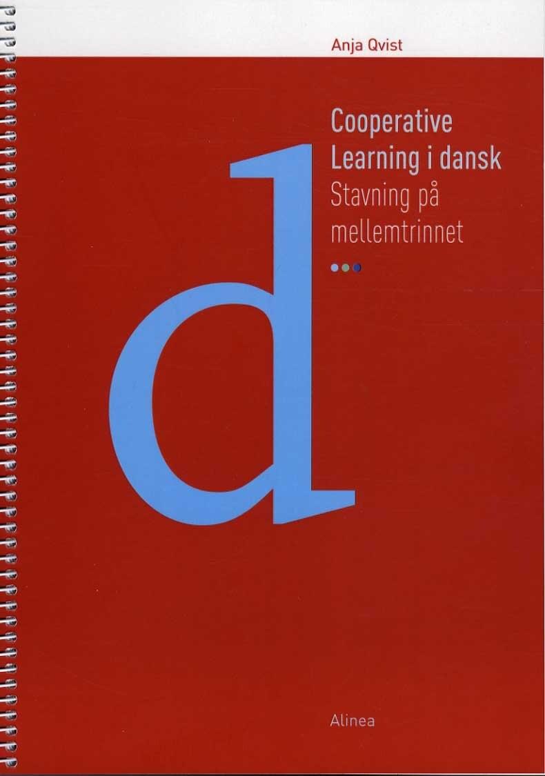 Image of   Cooperative Learning I Dansk, Stavning På Mellemtrinnet D (5.-6.kl.) - Anja Rosa Qvist - Bog