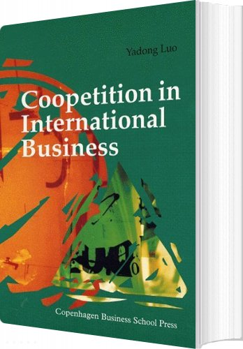 Image of   Coopetition In International Business - Flemming Hansen - Bog