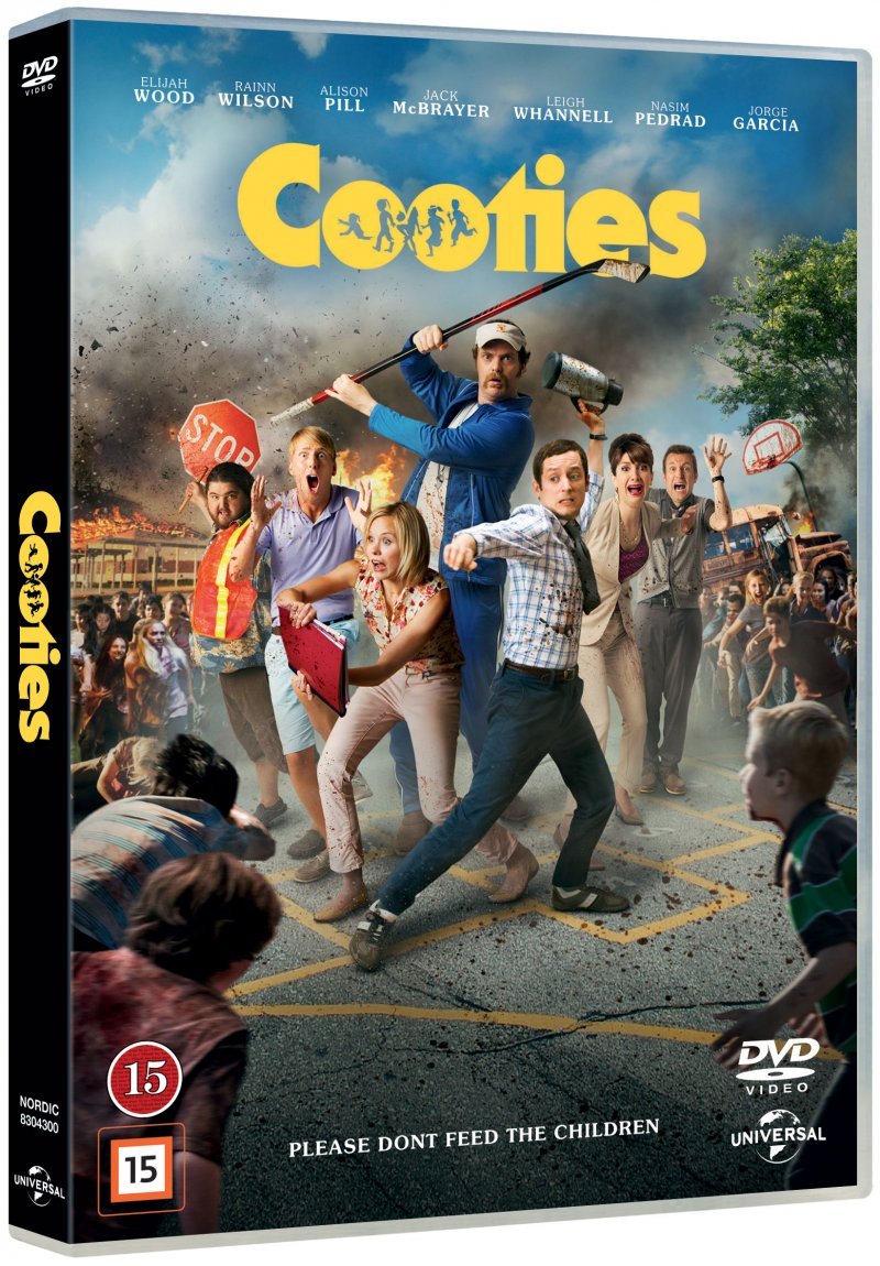 Image of   Cooties - DVD - Film