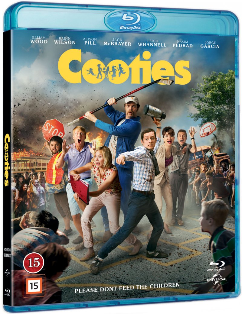 Image of   Cooties - Blu-Ray