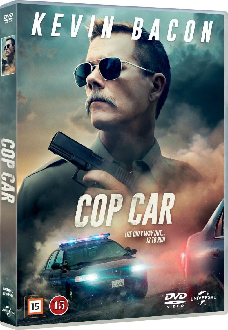 Image of   Cop Car - DVD - Film