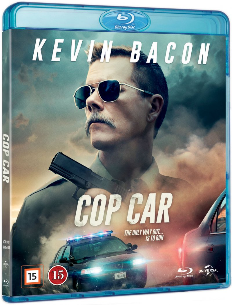 Image of   Cop Car - Blu-Ray
