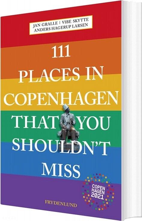 Image of   Copenhagen 2021 Edition - Jan Gralle - Bog