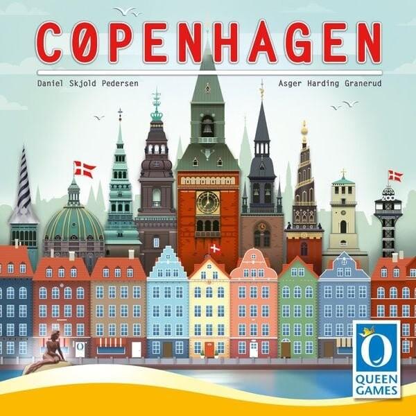 Copenhagen - Brætspil - Nordisk