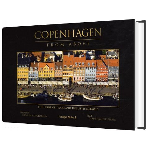 Image of   Copenhagen From Above - Claus Hagen Petersen - Bog