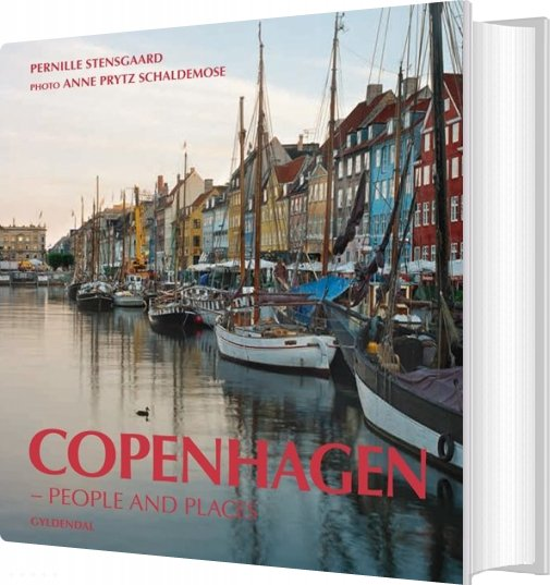 Copenhagen - Pernille Stensgaard - Bog