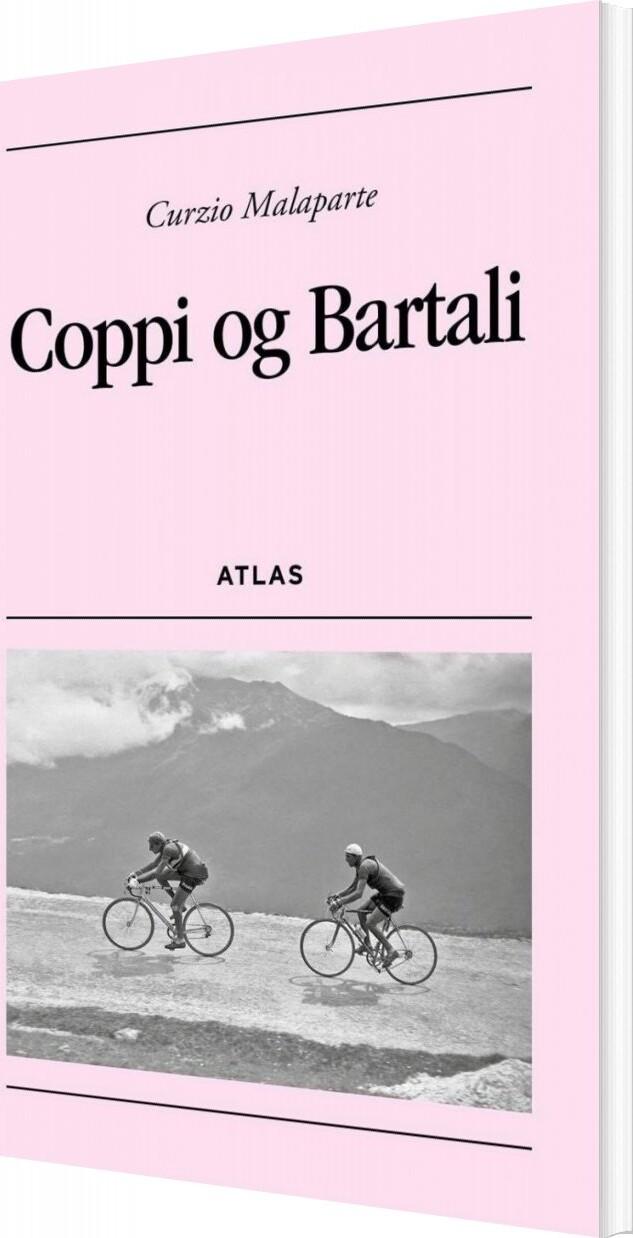 Image of   Coppi Og Bartali - Curzio Malaparte - Bog