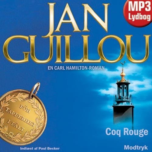 Image of   Coq Rouge - Mp3 - Jan Guillou - Cd Lydbog