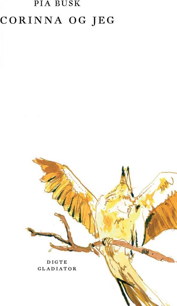 Corinna Og Jeg - Pia Busk - Bog