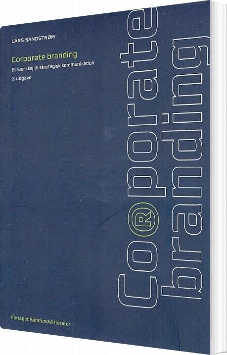 Corporate Branding - Lars Sandstrøm - Bog