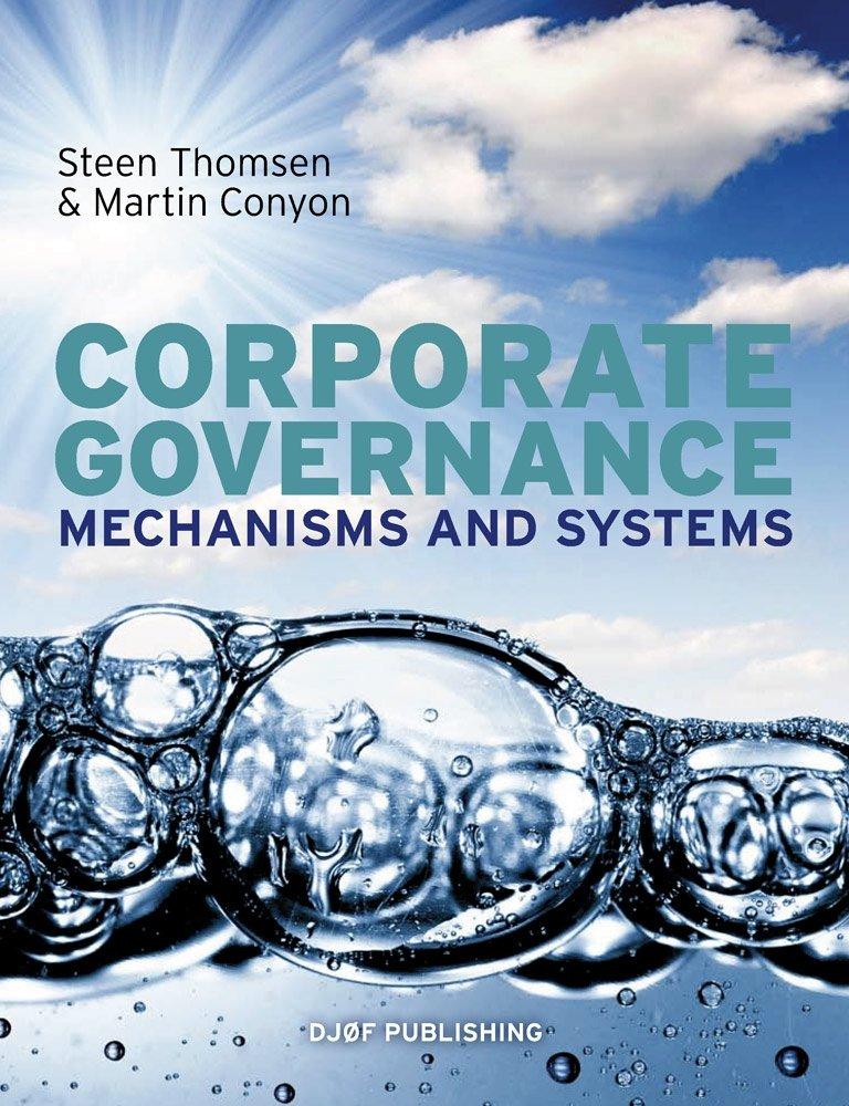 Billede af Corporate Governance - Steen Thomsen - Bog