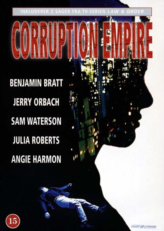 Image of   Corruption Empire - DVD - Tv-serie