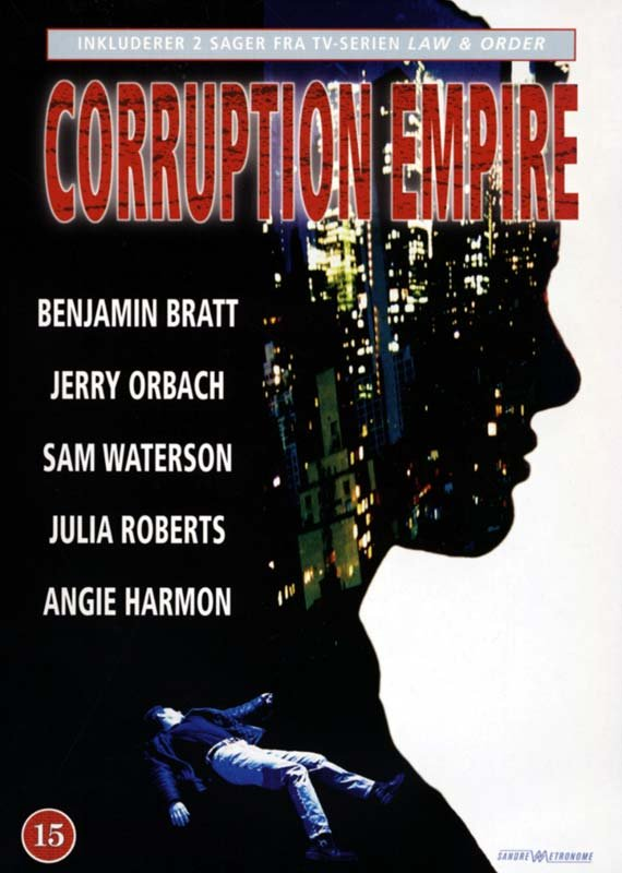Image of   Corruption Empire - DVD - Tv-serie