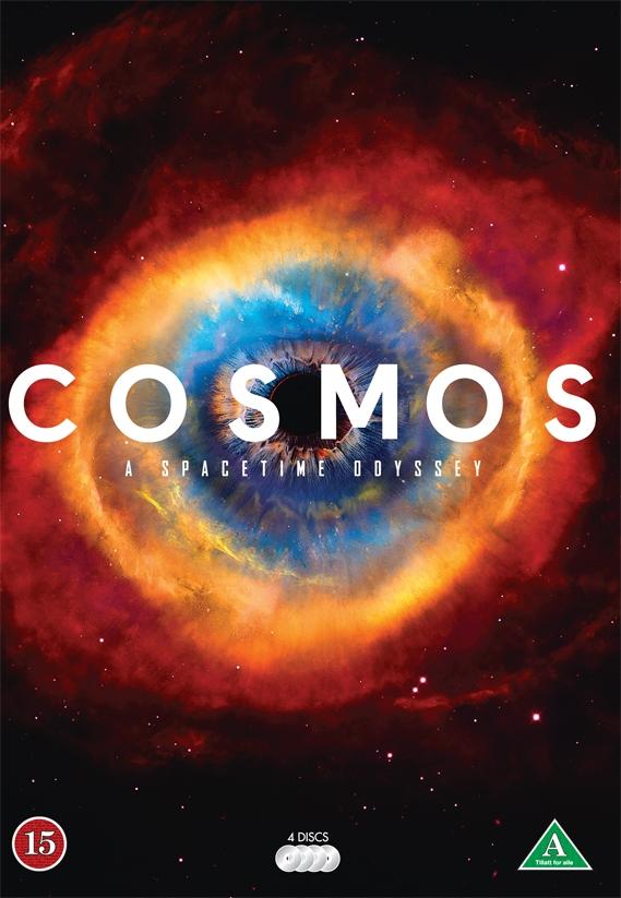 Cosmos: A Spacetime Odyssey - Sæson 1 - DVD - Tv-serie