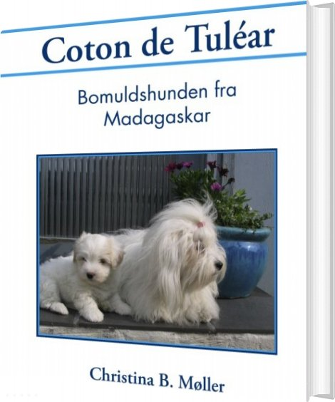Image of   Coton De Tuléar - Christina B. Møller - Bog