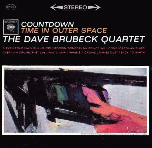 Image of   Dave Brubeck Quartet - Countdown: Time In Outer Space - Vinyl / LP