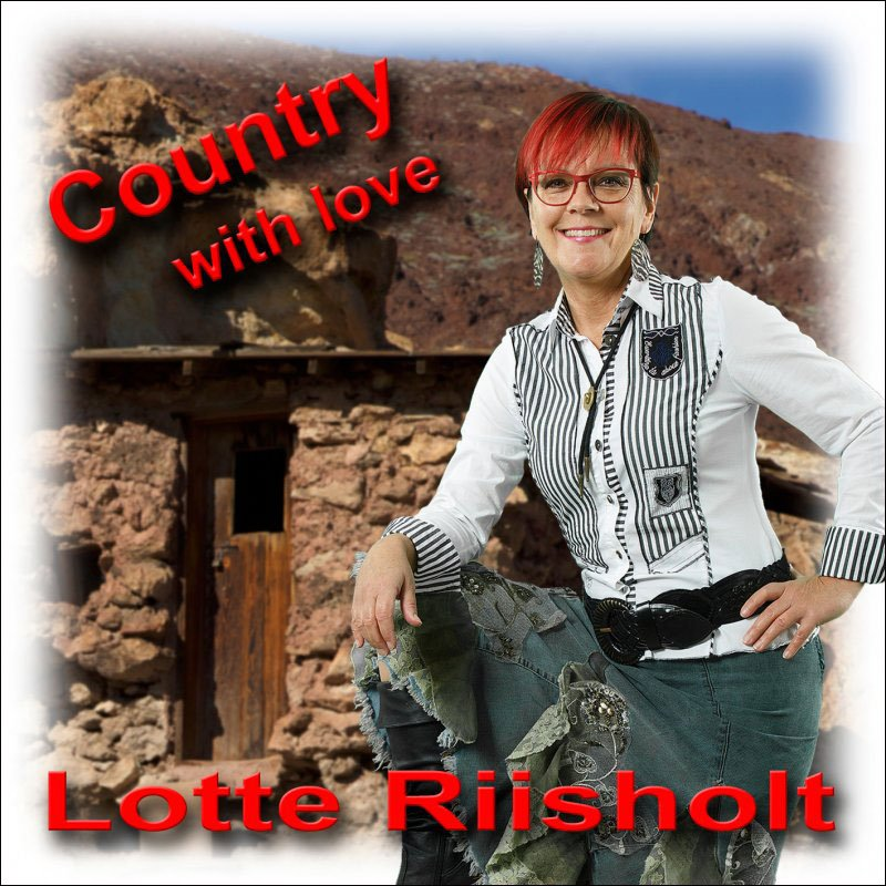 Image of   Lotte Riisholt - Country With Love - CD