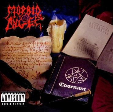 Morbid Angel - Covenant - Vinyl / LP