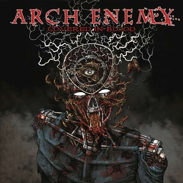 Image of   Arch Enemy - Covered In Blood - CD