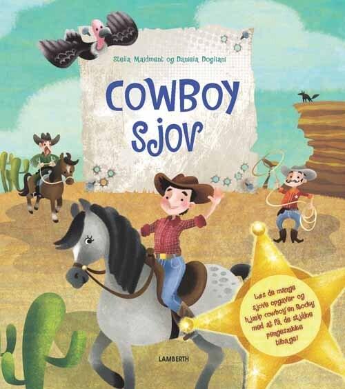 Image of   Cowboy Sjov - Stella Maidment - Bog