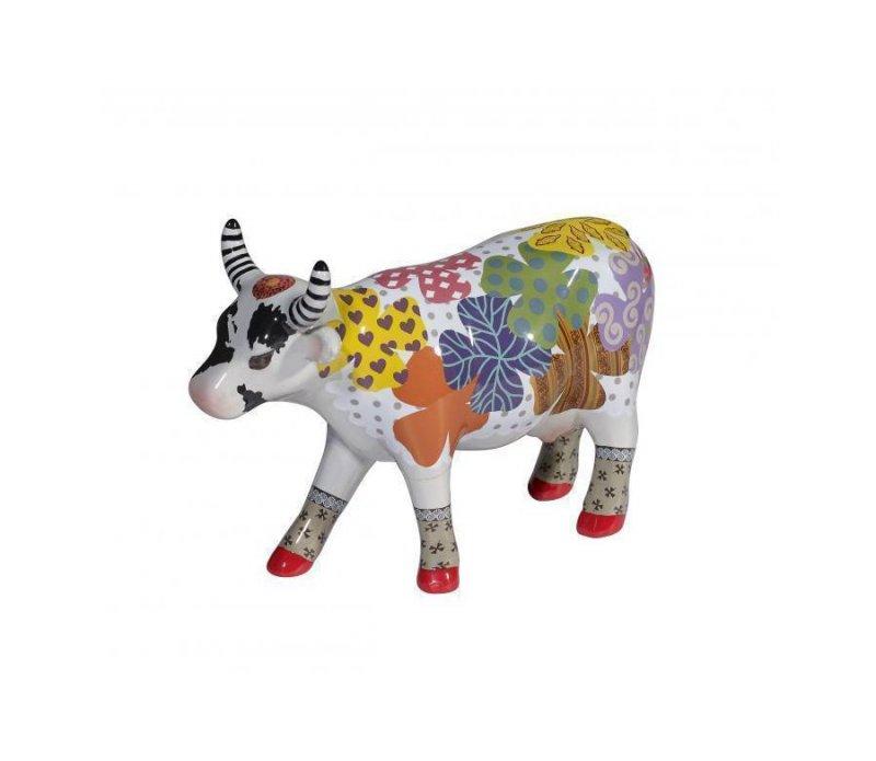 Image of   Cow Parade Ko - Lucky Star - Medium
