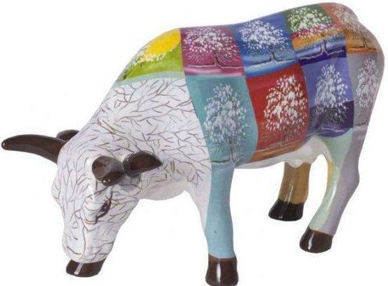 Image of   Cow Parade Ko - Tree Of Life - Medium
