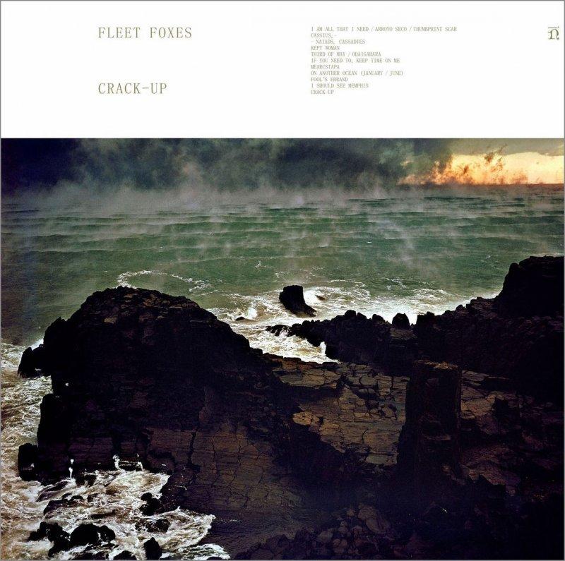 Image of   Fleet Foxes - Crack-up - Vinyl / LP