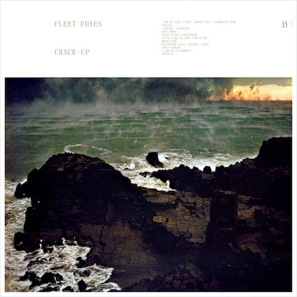 Image of   Fleet Foxes - Crack-up - CD