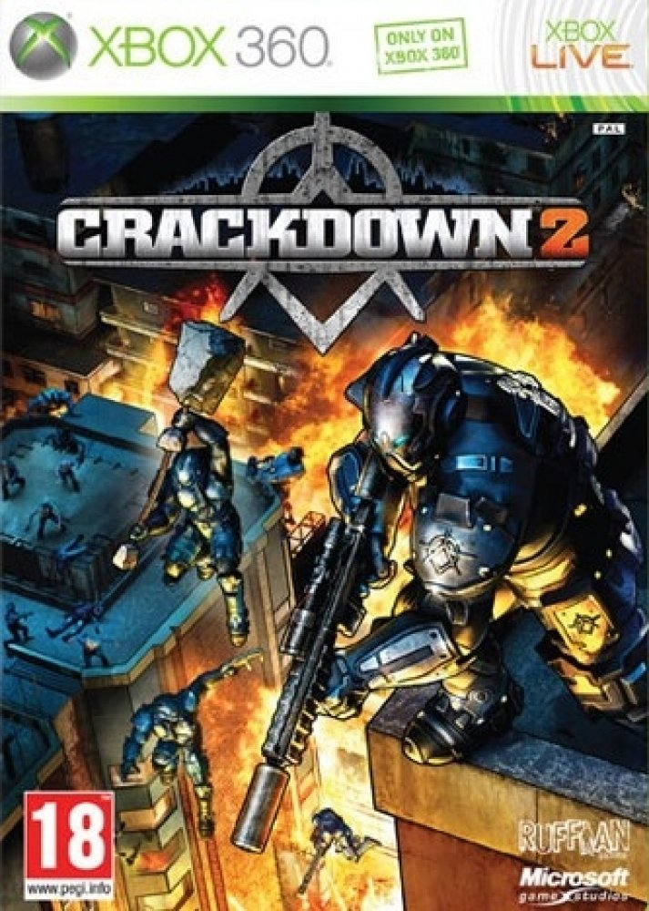 Image of   Crackdown 2 - Xbox 360